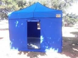 Tenda Sanfonada Camping 3x3