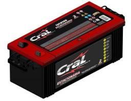 Bateria estacionária 150ah 2 anos de garantia