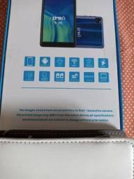 Tablet na caixa impecável
