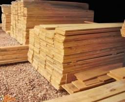 Título do anúncio: Tabuas de Pinus 20 cm Distribuição
