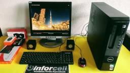 PC Dell Vostro 230 Dual Core 4gb mem hd 1 Tera monitor 17 wi-fi garantia