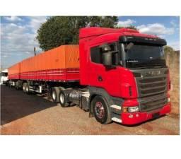 Conjunto Scania R440