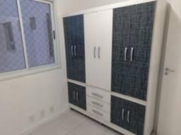 Título do anúncio: Vendo Armário usado 6 portas 1.60 x .50 x 2.00 m