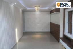 Apartamento com fino acabamento e móveis modulados - Ville de Lion, próximo a Unimed