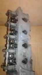 Cabeçote do motor Zetec rocan 1.0 8v flex