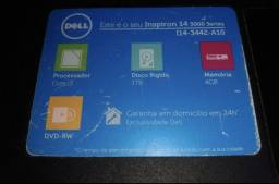 Notebook dell Inspiron 14 3000 series