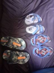 Sapatos nene