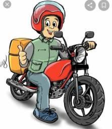 Serviço de moto entregador