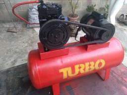 Compressor 70litros 110/220v