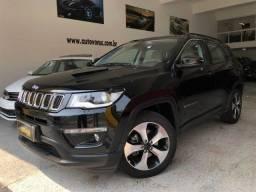Título do anúncio: Jeep Compass Longitude 2.0 4X2 2018 - Interior Claro - Pack Premium