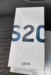 Título do anúncio: Novo! Smartphone Samsung Galaxy S20 FE 128GB - Snapdragon 865