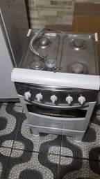 Refrigerador e fogão