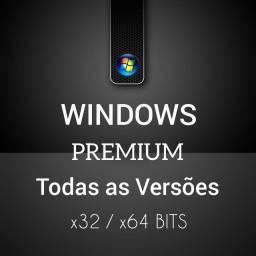 DVDs de Instalação Windows XP, 7, 8.1 Pro + Brindes
