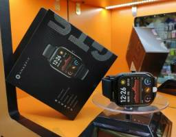 Amazfit GTS com GPS modelo A1608 lacrado. Versão global, original.