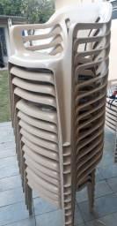 Cadeiras de plástico REFORÇADA!