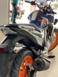 Nova CB 250 Twister 2021 R$ 302,06 mensais