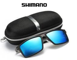 Óculos de Sol Shimano Masculino Polarizado Original