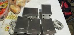Título do anúncio: 5 caixas auto falantes
