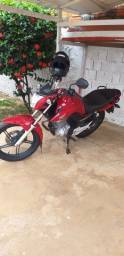 Título do anúncio: Vendo Moto CG Fan Flex 160 Completa (Bem conservada)