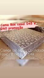 Casal Box nova 329.99 frete grátis