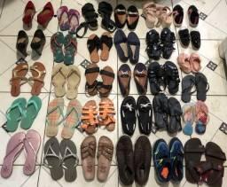 Venda de sapatos seminovos