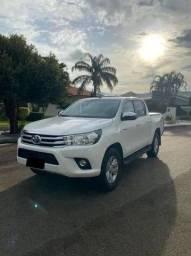 Toyota hilux 2.0 2018