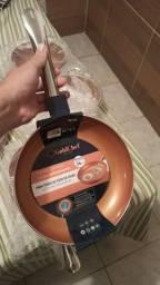Kit Panela Gold Chef na Caixa