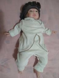 Boneca Bebê Reborn semi-nova