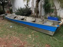 Vendo barco 6 metros