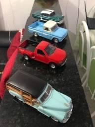 Miniaturas automóveis