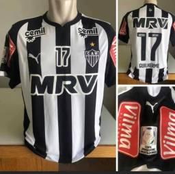 Camisa Atlético Mineiro de jogo  G 73x53
