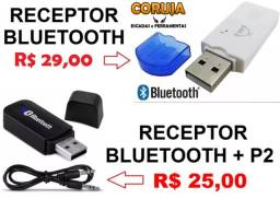 Receptores Bluetooth 2.1 Usb P2.Leia o Anúncio