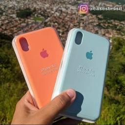 CAPINHA CASES PARA TODOS MODELOS DE IPHONES