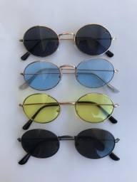 Óculos de Sol Ovalado
