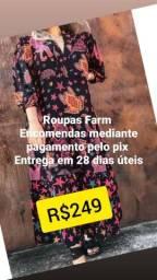 Vestidos novos Farm com tag sob encomenda