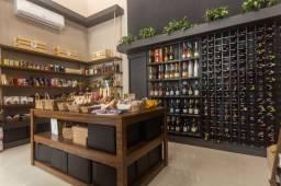 Loja de bebidas e delicatessen