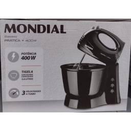 Título do anúncio: Batedeira Mondial Pratica 400w 3veloc. + Turbo