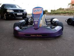 Kart chassi 2008 4T 7HP