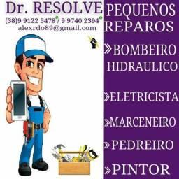 Dr Resolve