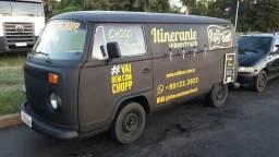 Kombi beer truck