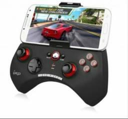 (987853543)Controle Bluetooth Ipega top de linha Com Telescópica Suporte Para Ipod Iphone