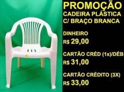 Cadeiras estilo poltrona cor branca no atacado 29 reais