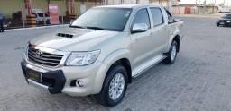 Hilux SRV 4x4 Automática 35.000 km ! A mais nova do Brasil! 2014 - 2014