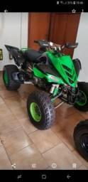Quadriciclo Yamaha Raptor 700cc - 2012 - 2012