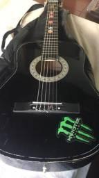 Vendo violão Acústico Austin
