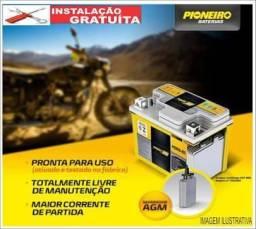 Baterias moto pioneiro 5ah/7ah/11ah