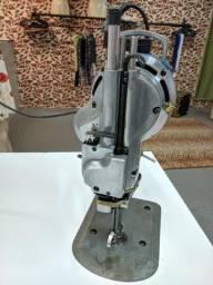 Máquina cortar tecido faca vertical 6 polegadas