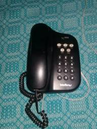 Vendo telefone pouco usado