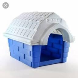 Casa de cachorro de plástico CLICKNEW