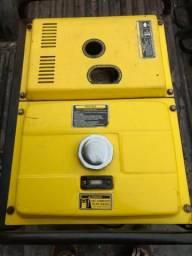 Gerador 4000 Diesel 127/220v Partida Elétrica Matsuyama pouquíssimo uso